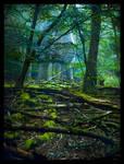 Carabosse Forest by Spiritofdarkness