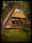 A-frame of Peace