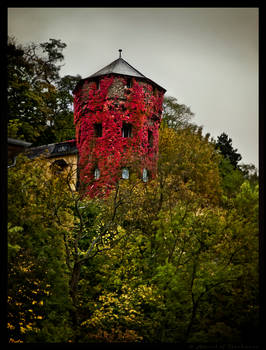 Red Tower II