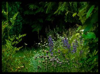 Uncut Garden