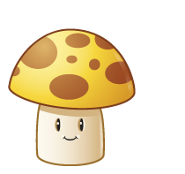 185px-Sun-shroom by thedrksiren