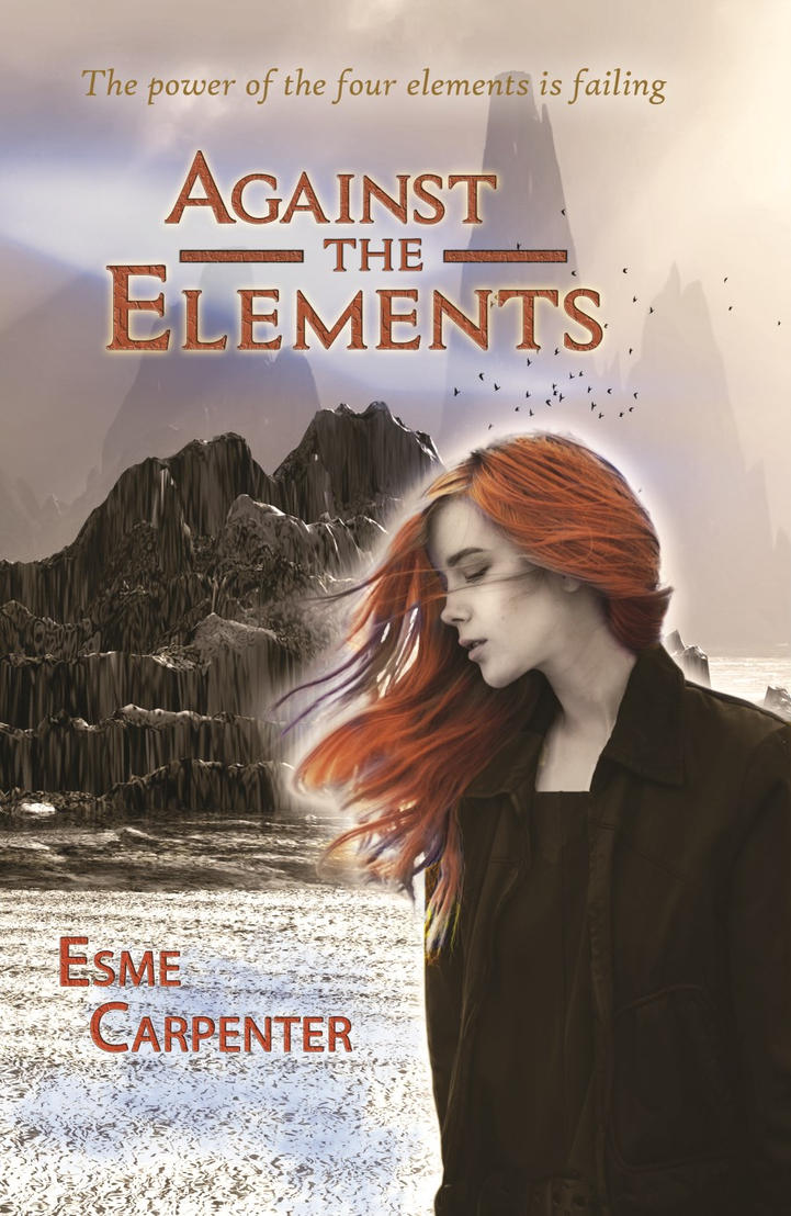 Book Cover for Against the Elements by kalinda001