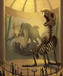 Lepus Rex by aragornbird