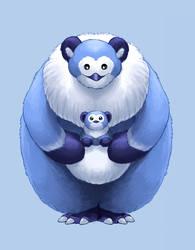 Snow Panguin