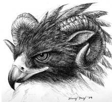 Wodra by aragornbird