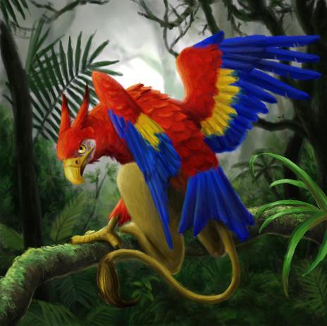 http://fc01.deviantart.com/fs7/i/2005/220/4/a/Macaw_Griffon_by_aragornbird.jpg
