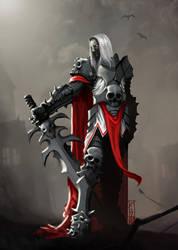 Prince Arthas by gondolaend