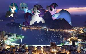 My Titanic Pony: Rio is Fun! by SomeRandomMinion