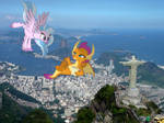 Relaxing On Rio