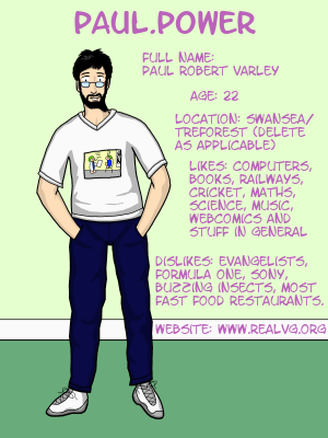 PaulPower's Profile Picture