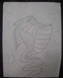 Sea Lizard