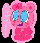 Birfdaey Gummy by PoppyWeasel