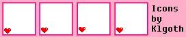 .:Base:. Floating Heart Icon Base Animation