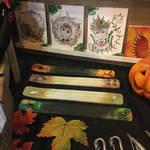 Fantasy Incense burners handmade