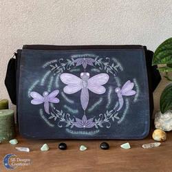 Dragonfly Spirit Animal Shoulder bag