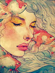 Goldfish In Dreams
