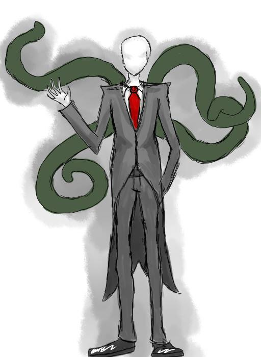Slender by Lanthellia