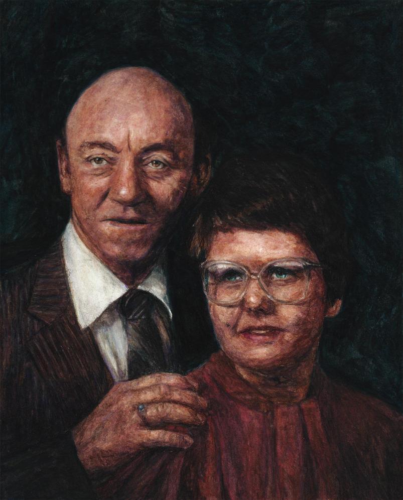 Grandma And Grandpa by radarlove413