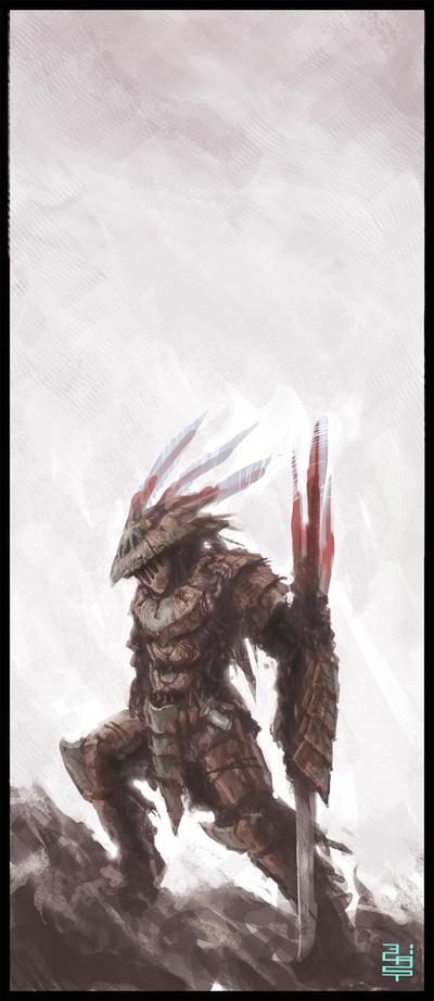 Monster Hunter- by XRobinGoodFellowX
