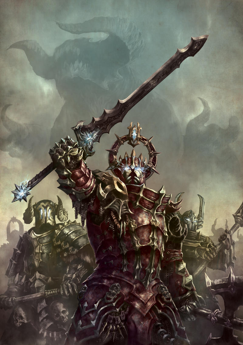 Chaos Warriors- by XRobinGoodFellowX on DeviantArt