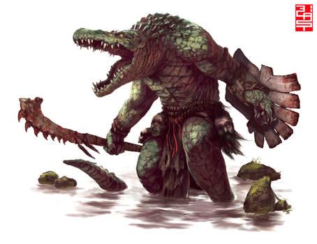 GatorMan-