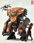 Steam Mecha-