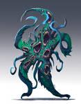 IsijaanTheVoice-Numenera cyphersystem creaturedesi