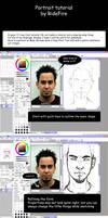Drawing Mike tutorial