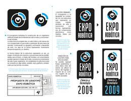 Logo Expo Robotica