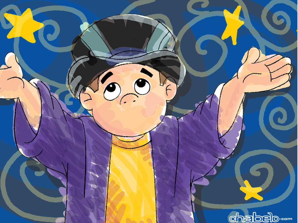 Chabelo magia by satchmau on deviantart for En familia con chabelo