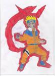 Kyuubi Naruto (colored)