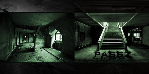 Passz - ALBUM COVER 1 by caizzzdigital