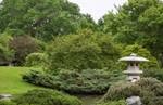 Japanese style landscape by SRATCHINSKI