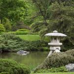 Japanese style landscape # 1