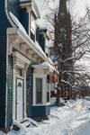 Winter in Halifax # 2 by SRATCHINSKI