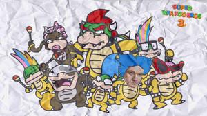 Super Waa Hoo bros 3 - Poopalings