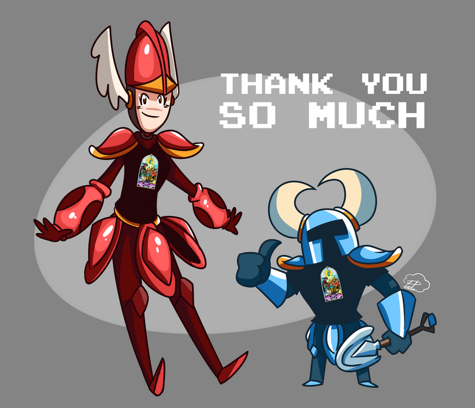 THANK YOU SO MUCH! by SrPelo