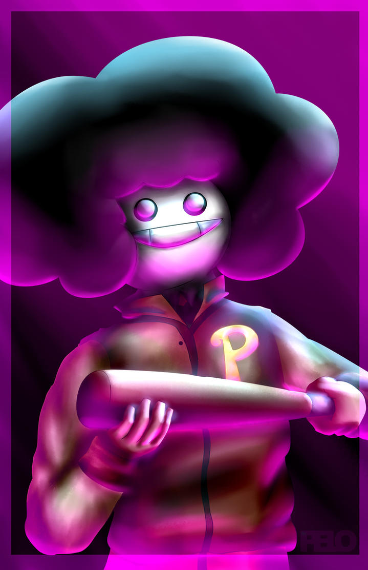 The New Mask by SrPelo