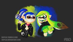 Squid fun - 1