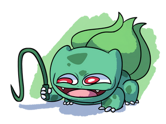 The Fun of Drawing - Bulbasaur by SrPelo