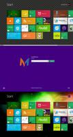 Windows 8 Screenshot Real by Ruanmei