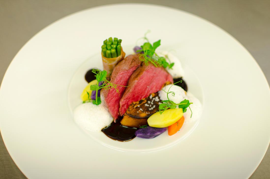 Beef Tenderloin With Foie Gras By Maxn2 On Deviantart