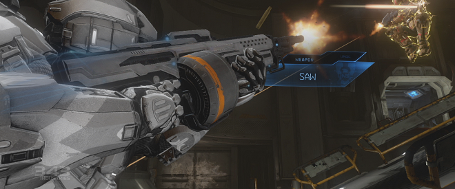 halo 4 press rt to machine gun