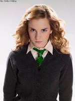 Slytherin Hermione 1 by AnnikaCullen