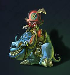 goblin by Yleniadn86