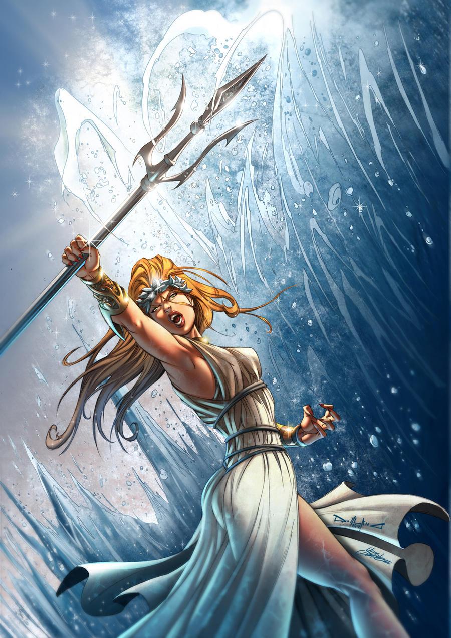 Grimm Fairy Tale Godstrom#3 by Yleniadn86
