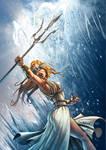Grimm Fairy Tale Godstrom#3