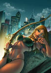 cover for Zenescope Robyn Hood#1