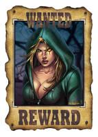 ROBYN HOOD: WANTED by Yleniadn86