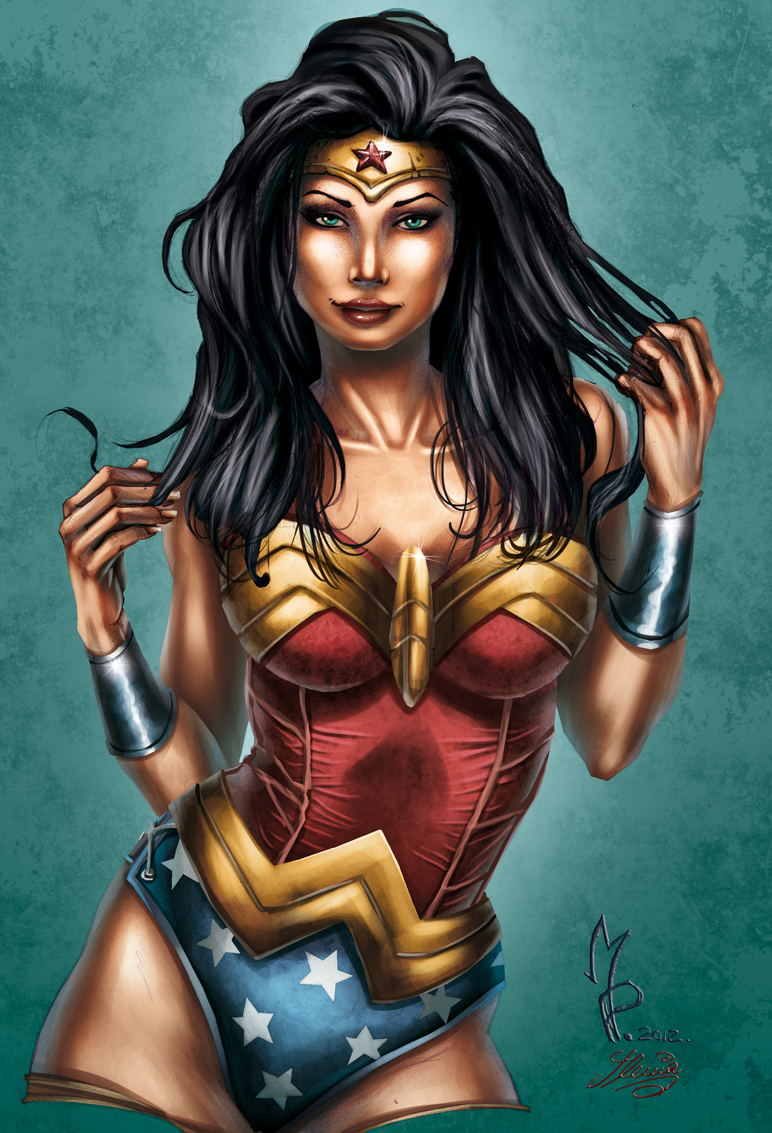 Wonder Woman by Yleniadn86